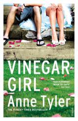 Vinegar Girl. Hogarth Shakespeare Project