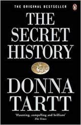 The secret history - Tartt, Donna