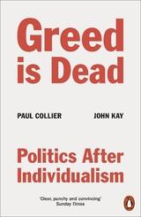 Greed is dead - Collier, Paul