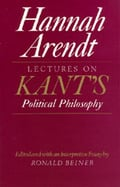 Lectures On Kant´s Political Philosophy