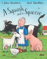 A Squash and a Squeeze Big Book -