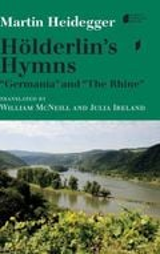 "Hölderlin´s Hymns : ""Germania"" and ""The Rhine"""
