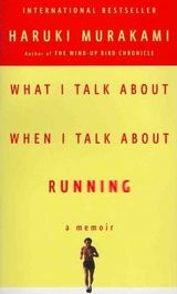 What I talk about when I talk about when I talk about running