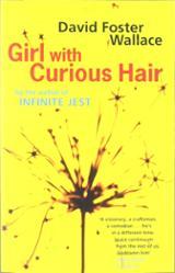 Girl with curious hair