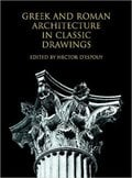 Greek and roman architecture in classic drawings - Espouy, Hector