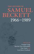 The Letters of Samuel Beckett: Volume 4: 1966-1989