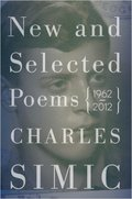 New and Selected Poems 1962-2012