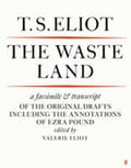 The Waste Land (facsímil) - Eliot, T. S.