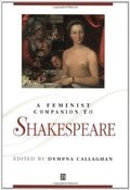 A feminist companion to Shakespare
