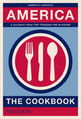 AMERICA: THE COOKBOOK - Langholtz, Gabrielle