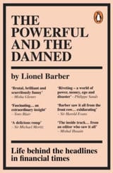 The Powerful and the Damned - Barber, Lionel