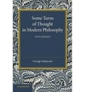 Some Turns of Thought in Modern Philosophy: Five Essays - Not Yet