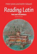 Reading Latin. Text and Vocabulary - Jones, Peter
