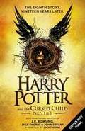 Harry Potter and the Cursed Child - Parts I & II: The Official Sc