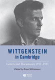 Wittgenstein in Cambridge