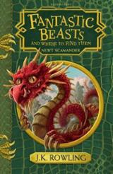 Fantastic Beasts And Where To Find Them: Hogwarts Library Book -