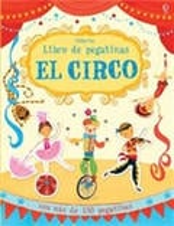 El circo libro de pegatinas