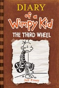 Diary of a Wimpy Kid, book 7. The third Wheel