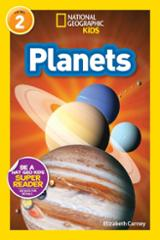 National Geographic Kids Readers: Planets - AAVV