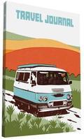 Sukie Travel Journal: Sunshine Camper -