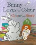 Bunny loves to colour