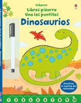 Libros pizarra. Uno de los puntitos. Dinosaurios -