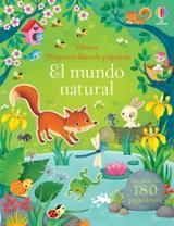Libro de pegatinas. El mundo natural - Brooks, Felicity