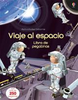 Viaje al espacio. Libro de pegatinas - Nicholls, Paul