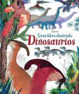 Gran libro ilustrado Los dinosaurios - AAVV