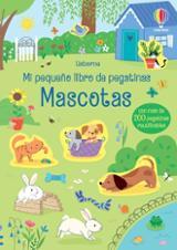Mi pequeño libro de pegatinas. Mascotas - AAVV