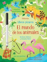 El mundo de los animales. Libro pizarra - Robson, Kirsteen