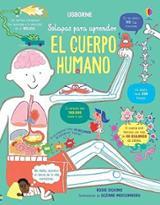 El cuerpo humano. Solapas para aprender - Usborne