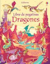 Libro de pegatinas. Dragones - Watt, Fiona