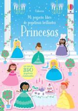 Princesas. Mi primer libro de pegatinas -