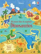 Dinosaurios. Mi primer libro de pegatinas. - Watson, Hannah