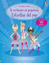 Vestuario en pegatinas estrellas del pop - AAVV