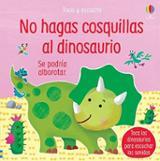 No hagas cosquillas al dinosaurio -