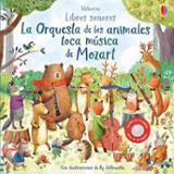 La orquesta de los animales toca música de Mozart - AAVV