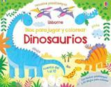 Dinosaurios. Bloc para colorear