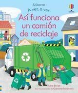Así funciona un camión de reciclaje