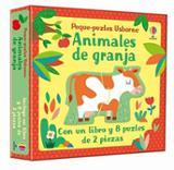 Peque-puzles Animales de la granja