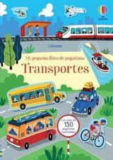 Mi pequeño libro de los transportes - AAVV