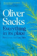 Everything in Its Place - Sacks, Oliver