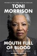 Mouth full of blood - Morrison, Toni