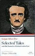 Selected Tales, with The Narrative of Arthur Gordon Pym