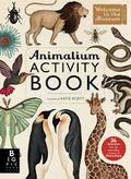 Animalium. Activity book