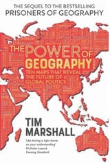 The Power of Geography - Marshall, Tim