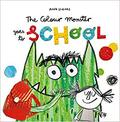 The colour monster goes to school - AAVV