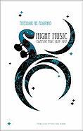 Night music: essays of music 1920-1962