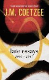 Late Essays  (2006-2017)